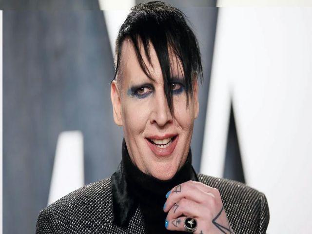 Marilyn Manson'ın evinde tecavüz odası çıktı!