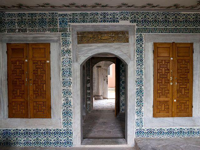 Topkapı Sarayı Harem Dairesi'nin ziyaretçi kapasitesini 3 katına çıkarılacak
