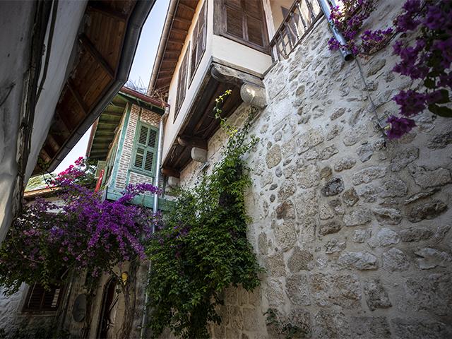 Hatay'ın tarihi taş evleri