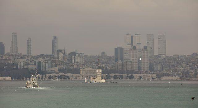 İstanbul'da son 5 yılda hava kirliliği yüzde 21 azaldı