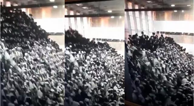 Batı Şeria'daki sinegogda ayin sırasında platform çöktü: 2 ölü, 167 yaralı