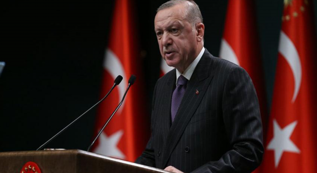 Erdoğan'dan esnafa destek, çiftçiye borç erteleme müjdesi