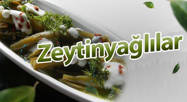 Zeytinyağlı Kereviz Tarifi