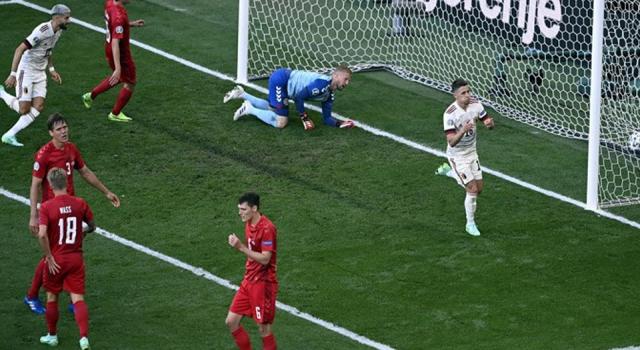 Belçika, Danimarka'yı 2-1 mağlup etti