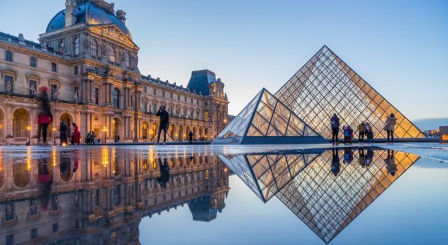 Fransa'da Louvre Müzesi'nde mutlaka görülmesi gereken 20 eser