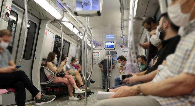 İstanbul metrosuna internet geliyor
