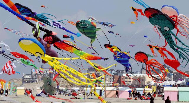 Kadıköy'de uçurtma festivali: Hayata dönüyoruz