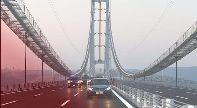 Maliyeti 1.7 milyar dolar olan köprüye 13 milyar dolar Hazine garantisi