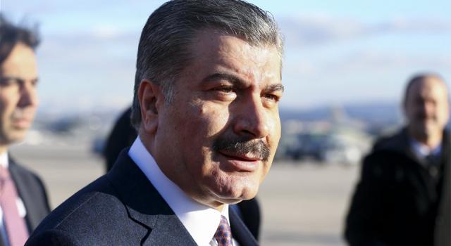 """Sağlık Bakanı Koca'dan """"Verdiğimiz sayı hatalı çıktı"""" açıklaması"""