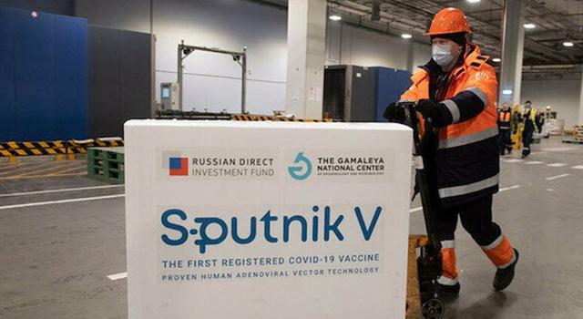 Sputnik V'nin ilk sevkiyatı Ankara'da