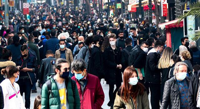 Türkiye'de koronavirüs: Yeni vakada yükselme