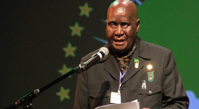 Zambiya'nın Kurucu Devlet Başkanı Kaunda vefat etti