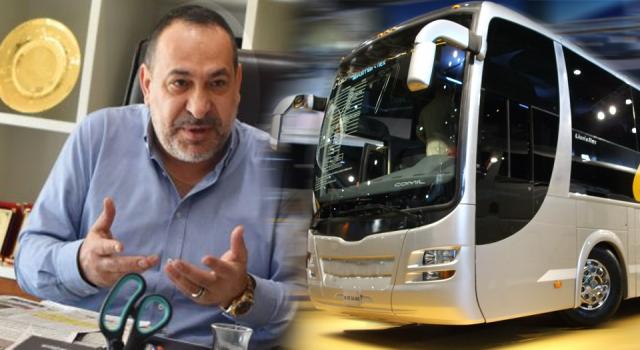 """Sektörün duayeni Yalçın Şahin'den otobüsçülere, """"Ortak hareket"""" tavsiyesi"""