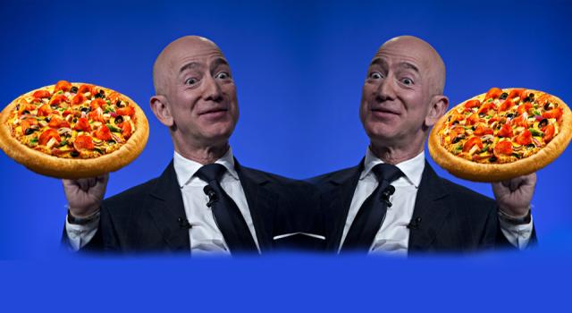 Dünyanın en zengin insanının 2 pizza kuralı!..