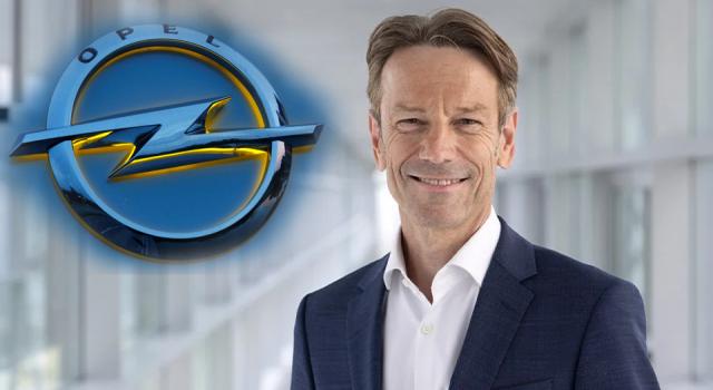 Opel'de CEO koltuğunun yeni sahibi belli oldu.