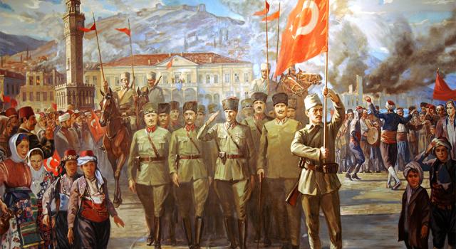 """Büyük Taarruz'dan önce Atatürk'ün düzenlediği """"Sahte çay partisi"""""""