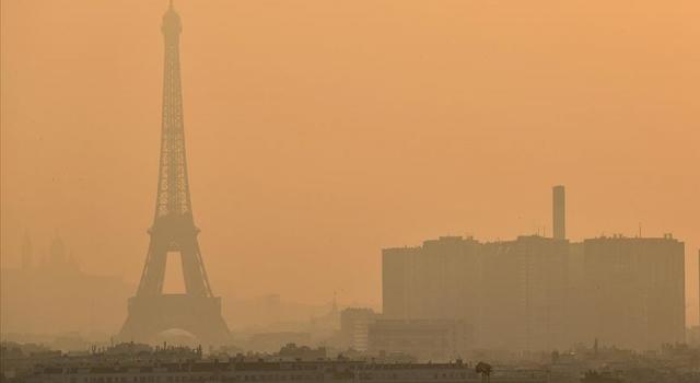 Fransa'da ''hava kirliliğiyle mücadele etmediği için'' hükümete rekor ceza