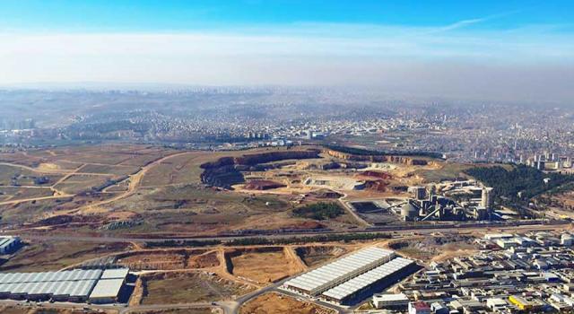 Gaziantep'te 60 yıllık fabrika 25 Bin kişiye ev sahipliği yapacak