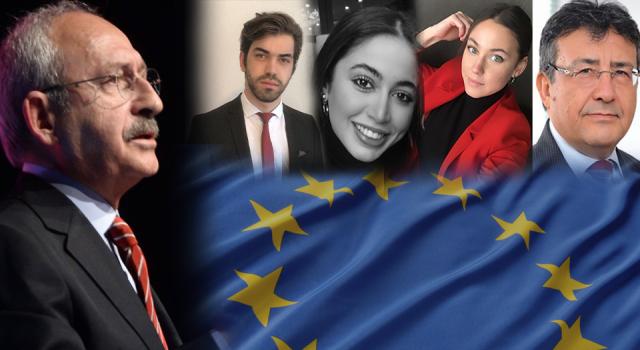 Kılıçdaroğlu'na Stratejik Avrupa Birliği Raporu