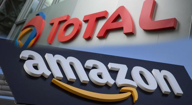 TotalEnergies ve Amazon stratejik iş birliklerini duyurdu