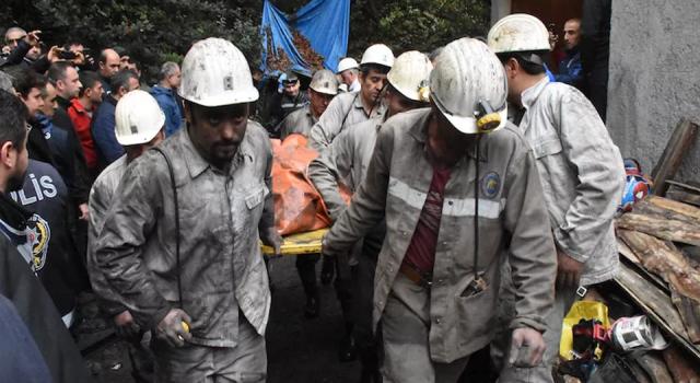2021'de bin 494, ağustos'ta ise 174 işçi hayatını kaybetti