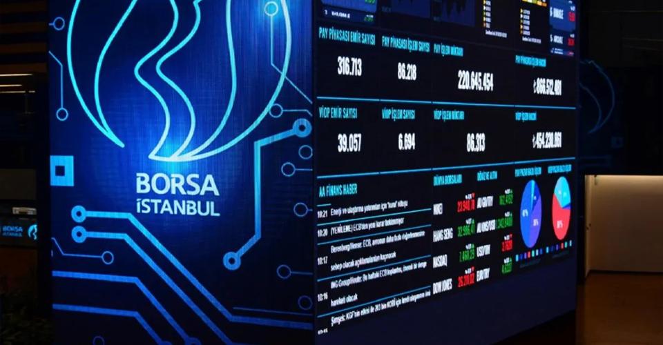 Borsa İstanbul güne yüzde 0,33 artışla 1.428,66 puandan başladı