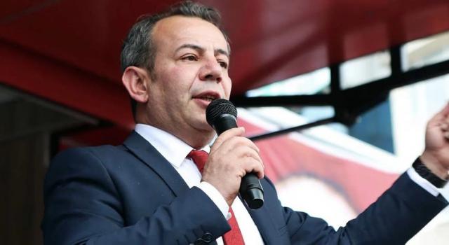 CHP, Tanju Özcan'ı disiplin kuruluna sevk etti