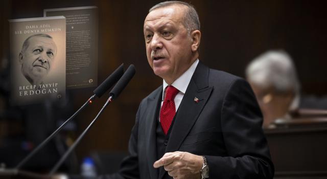 Cumhurbaşkanı Erdoğan'ın kitabının fiyatı düşürüldü