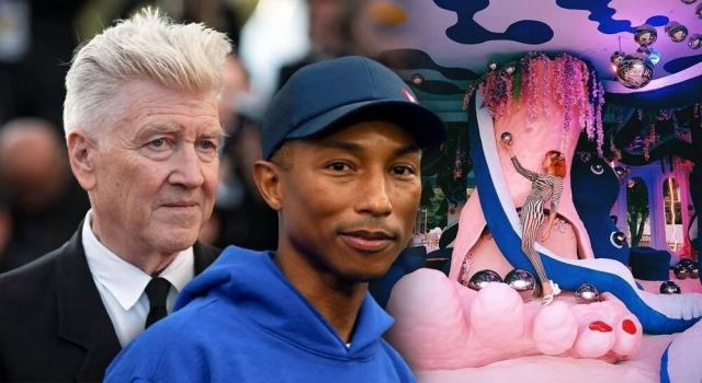 David Lynch ve Pharrell Williams, gece kulübü açtı