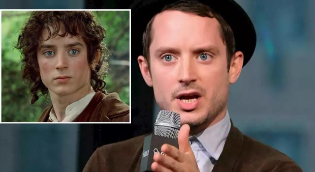 """""""Frodo Baggins"""" karakterinden Yüzüklerin Efendisi itirafı!"""