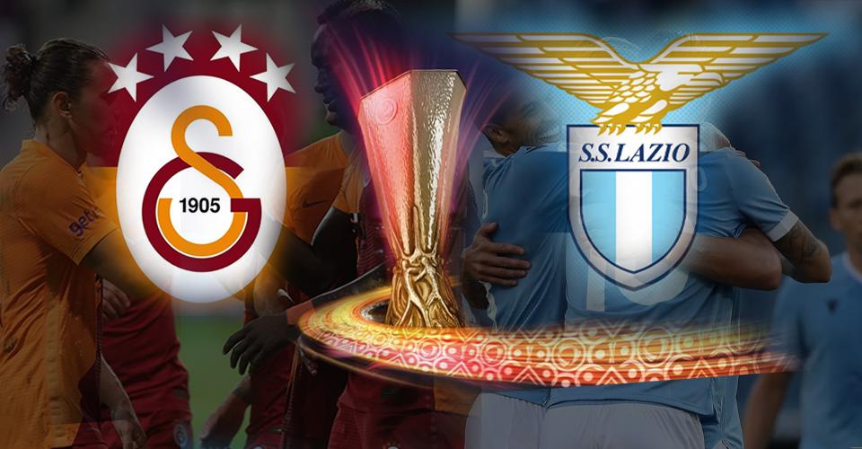 Galatasaray, UEFA Avrupa Ligi ilk maçında Lazio'yu konuk ediyor