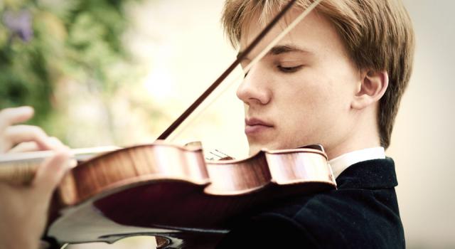 Rus kemancı Yury Revich'ten Cumhurbaşkanlığı Senfoni Orkestrası'na övgü