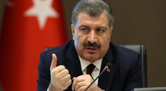 Sağlık Bakanı, 28 Ağustos-3 Eylül tarihli vaka sayılarını açıkladı