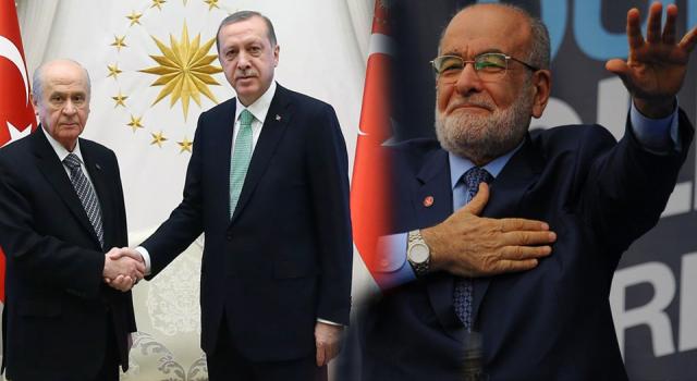 Temel Karamollaoğlu ittifak kararını açıkladı! Yeşil ışık yaktı