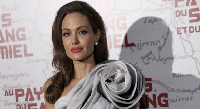 Angelina Jolie hakkındaki şaşırtan gerçekler ortaya çıktı!