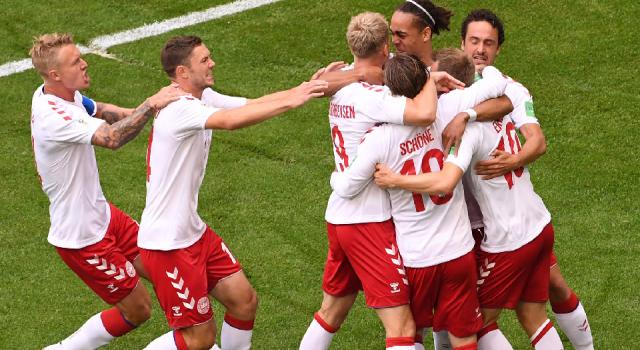 Danimarka, gol yemeden Dünya Kupası biletini aldı