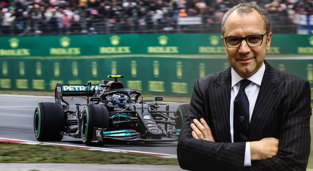 F1 CEO'su StefanoDomenicali'den 10 yıllık sözleşmeye olumlu sinyal!