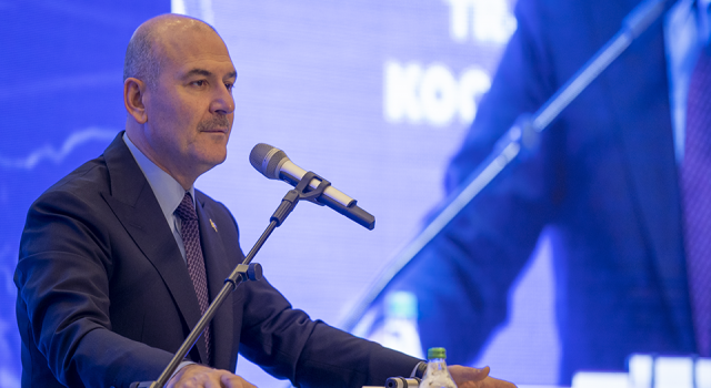 """İçişleri Bakanı Soylu'dan """"siyasi cinayet"""" açıklaması"""
