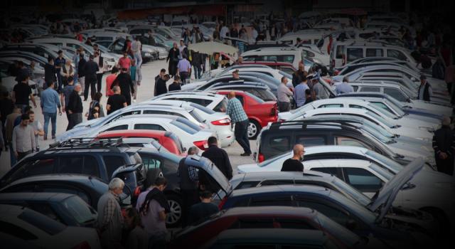Kur otomobil pazarını da vurdu: Artık 2'nci el araba da zor