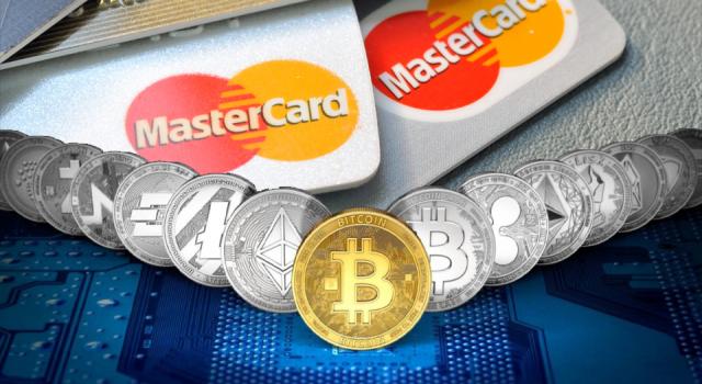 Mastercard, ödeme sisteminde yeni dönem: Kripto para ile ödeme