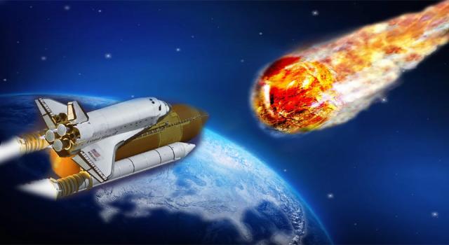 NASA Bir astreoid ile planlı çarpışma yapacak