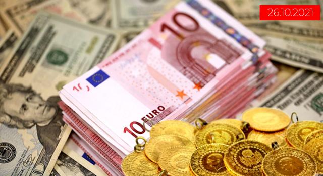 Piyasalarda son durum: Altın, Dolar ve Euro...