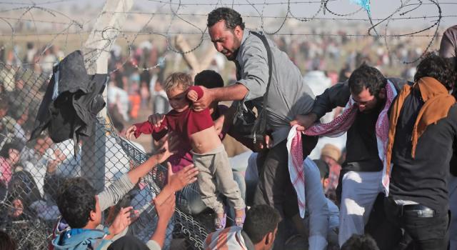 Suriyeli mülteci sayısı açıklandı: 3 milyon 715 bin 913'e yükseldi!