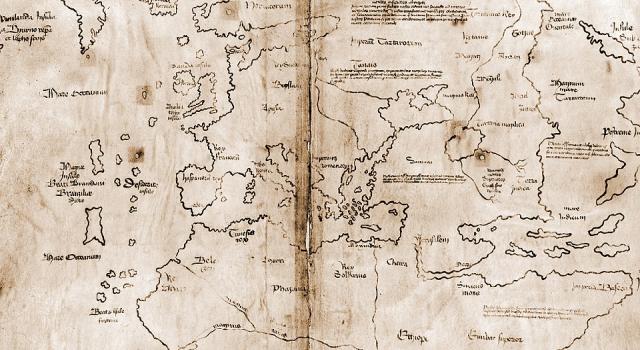 Ünlü Viking haritasının gizemi çözüldü