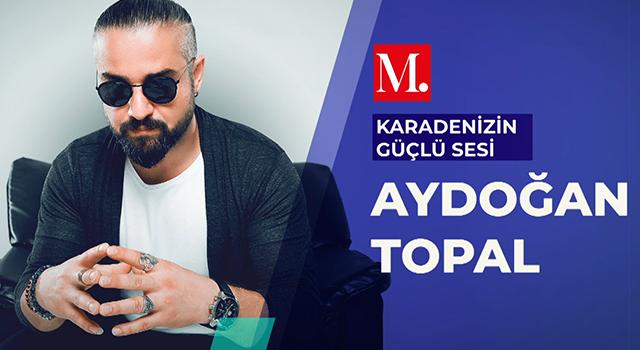 """""""Müzik bir okyanussa ben bir su damlası değilim"""" - Aydoğan Topal"""