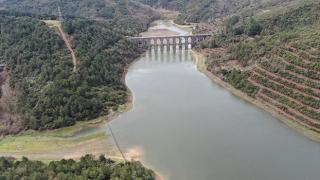 Barajların doluluk oranı yüzde 71'i aştı