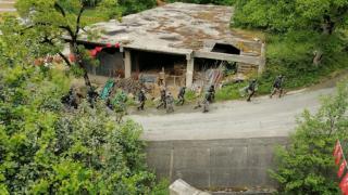 İkizdere'ye jandarma ablukası
