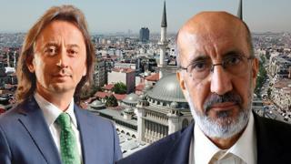 Yeni Şafak ve Yeni Akit yazarları arasında Taksim Camii tartışması!