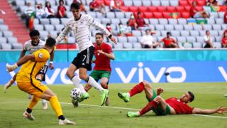 6 gollü maçta kazanan Almanya