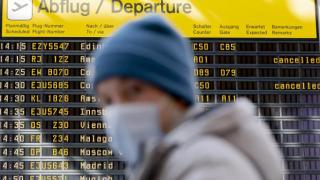 Avrupa'da aşılama arttı, uçuşlar rekor kırdı